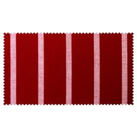 Strandkorb XL Anthrazit Bullaugen Hamburg Streifen rot (ACHTUNG: Abbildung abweichend, hier Modell XXL-150)