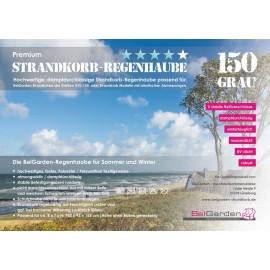 Strandkorbhaube XXL-150, 4-Star Premium Qualität, rip-stop (dampfdurchlässig)